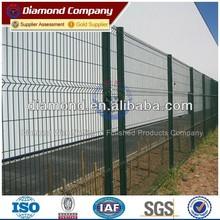 Cheap Metal Welded Wire Mesh Garden Fence Panels