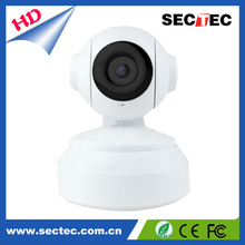 HD 720P P2P two way audio surveillance security wireless IP camera home automation smart