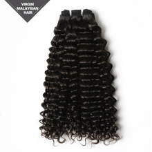 Hot New Products for 2015 Star Quality Hair Extension Malaysian Hair Weave Curly Hair