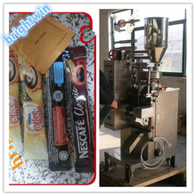 promotion factory price automatic instant coffee /coffee mate/ black sugar pouch packing machine with CE ISO9001