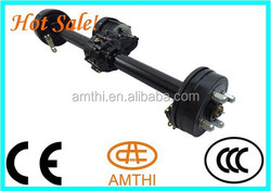pedal go kart parts, rear differential, differential rear axle assembly