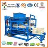 2015 QTJ4-18 Automatic paverment concrete brick /block machine price with professional supplier