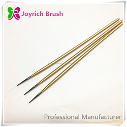 Professional nail liner brush free shipping fee