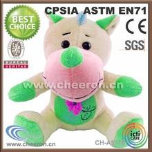 Eco-friendly soft plush baby doll toy