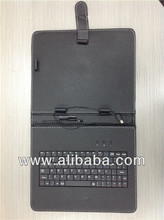 """9.7"""" Universal Tablet Case Cover with Keyboard"""