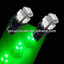 wholesale led bulb canbus t10 5050 5smd T10 5SMD 5050 LED bulb 5050 5SMD led car lighting