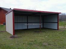steel frame horse barn horse shelter