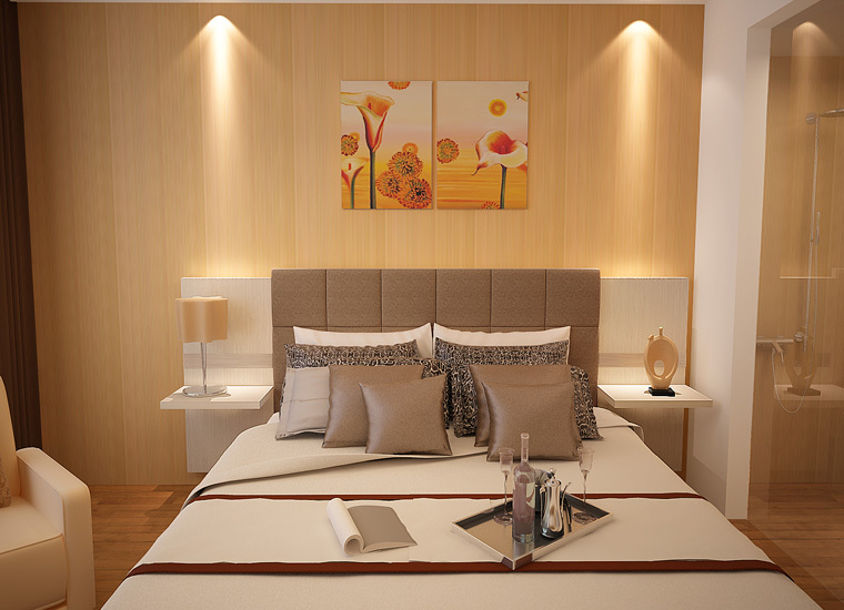 indonesia hotel progetto mobili camera da letto armadio e letto ...