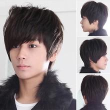 Fashion Natural Hair Wig For Men Manufacturer