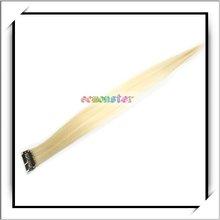 Light Yellow Straight Hair Extension