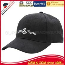 professional custom golf style baseball hats men