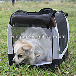 New style colorful pet carrier dog travelling carrier