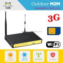 F3434 Huawei EM770W/EM820W Module 3G WCDMA UMTS HSPA HSPA+ WIFI Router with SIM Card Slot