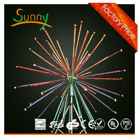 3M Outdoor Waterproof LED Fireworks Tree Lighting ||Holiday Celebrate Colorful Tree Light