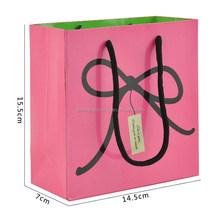Hot sale kraft paper bag /cute paper bag