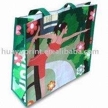 Eco Friendly Reusable Shopping Bags/PP Non Woven Shopping Bag/Promotional Non-woven Shopping Bag
