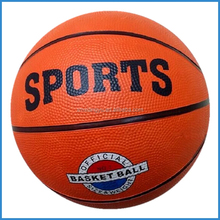 cheap price exercise rubber basketballs