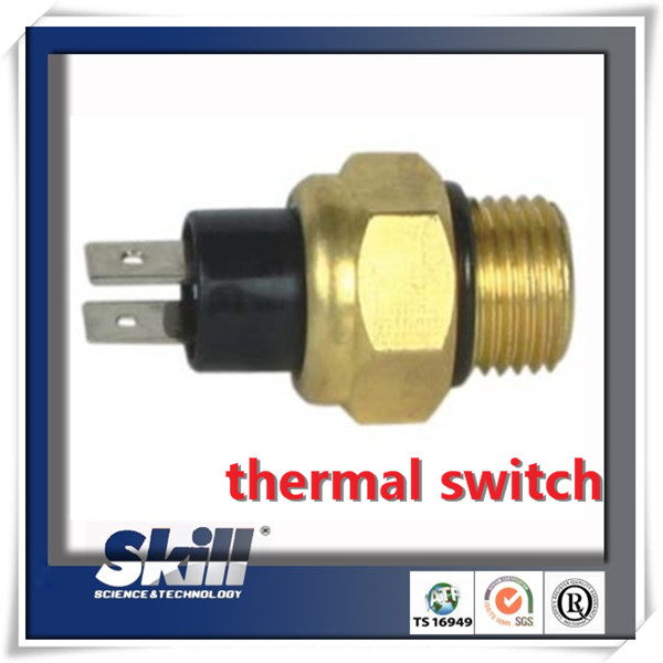 factory price thermo switch for car and motor