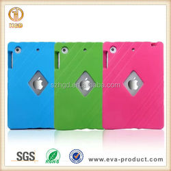 Factory price for custom colorful smart case cover for ipad mini