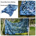 Presiso 5 redes camufladas,azul marinho camuflagem net