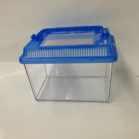 Wholesale Mini Plastic Aquarium Fish Tank With Cover And
