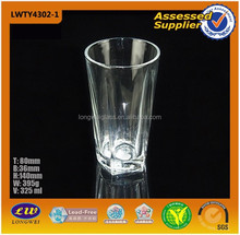 Clear Glass Tea Cups Factory Promotion Design