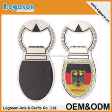 2015 novelty tourist souvenir gift custom design Germany souvenir bottle opener