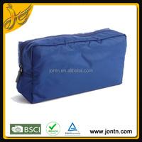 Jontn brand cotton waffle cosmetic make up bag