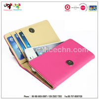 China supplier 2014 new product gift wallet case cell phone case