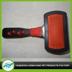 Fine pet dog products pet grooming tools,dog massage brush for large dogs