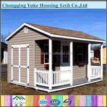 2015 China ISO qualified good quality small prefab houses for sale
