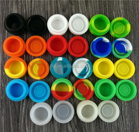 online wholesale 5ml silicone container for wax/oil from really facroty RHS