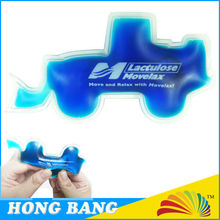 HBF852 colored gel PVC reusable hand warmer