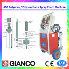 2015 Polyurea Spray Coatings System