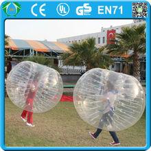 súper clara bola bola de parachoques rebote para adultos,hinchables bolas para mayor