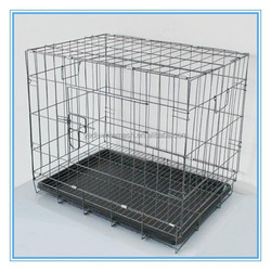 China supplier wholesale welded wire mesh iron fence dog kennels(yedi)