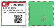 SIMcom 4G module LTE-FDD/HSPA+ Module SIM7100E