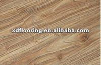 AC3 8mm Laminate MDF floor of easy clock