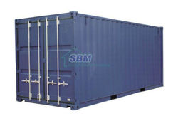 20 Feet Shipping Container, (20ft and 40ft), metal and steel shipping container, iso standard