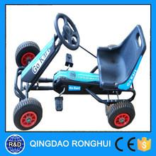 blue go kart for sale