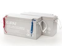 6-CNFJ-150 GEL deep cycle solar battery 12v 150ah lead crystal battery