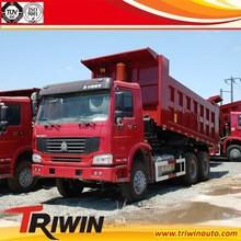 20t 25t 30t RHD LHD OEM EURO2 EURO3 6x4 howo 336hp 6x4 mine dump truck
