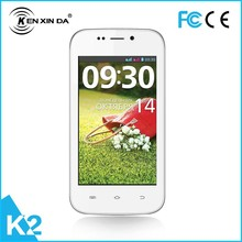 Android 4.0 IPS slim touch screen high resolution fast focusing high-tech dual camera mobile smartphone