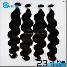 Alibaba Certificated Hot Sale Buy Wholesale Double Weft Tangle Free brazilian virgin hair 5 bundle with lace closure