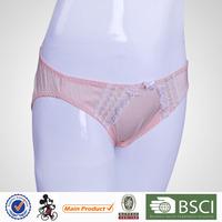 Hot Sale Elegant Mature Lady White Lace Baby Sex Girls Underwear