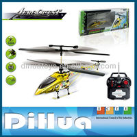 3 Channel Micro Gear RC Helicopter With Buid-in Gyro