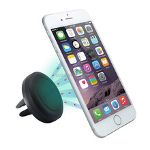 Universal Powerful Magnetic Vent Car Mount For iPhone 6/5s/5c/4s, Galaxy S5/S4/S3/S2, HTC One & All Smartphones And GPS Devices