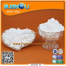 good quality 4A Zeolite for detergent builder
