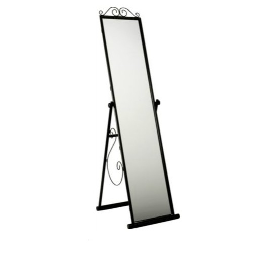metal frame Decorative mirror for wall