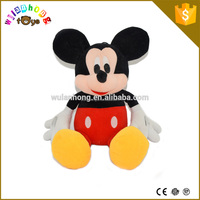 oem factory direct sale wholesale cheap custom plush toys mickey mouse soft toys